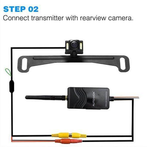 Pleasing 2018 Backup Rear View Camera Wiring Installation Guide Reverse Wiring Digital Resources Almabapapkbiperorg