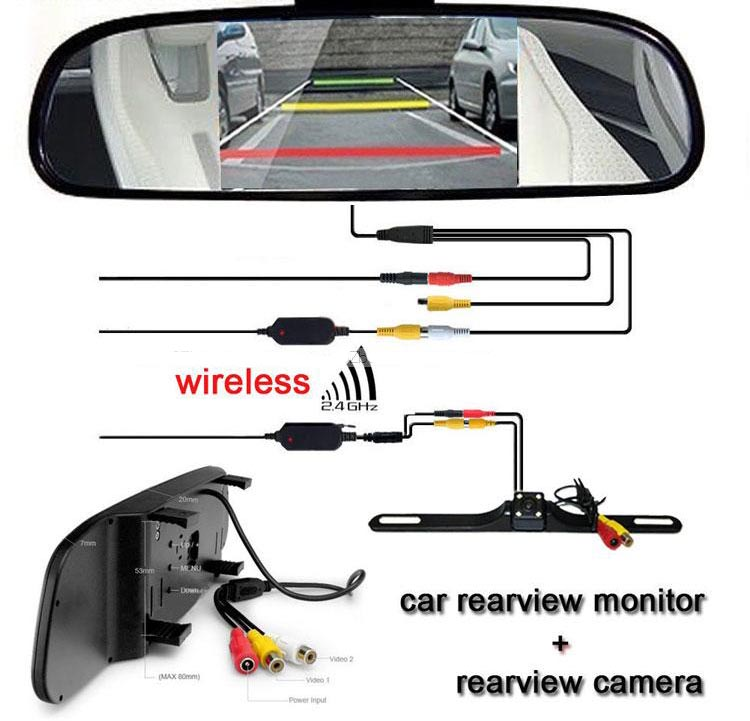 What Is The Wiring Diagram For A Car Backup Camera from www.reverse-cameras.com