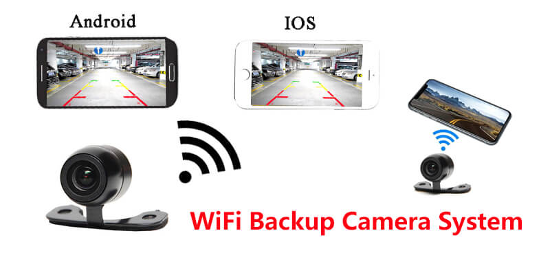 best wifi backup camera system wiring
