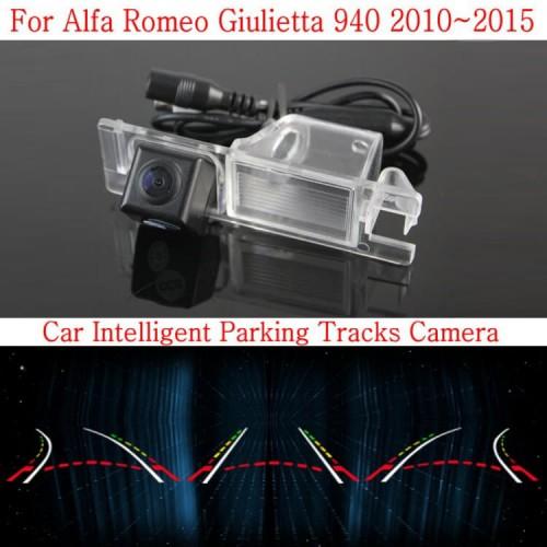 Alfa Romeo Giulietta 940 Backup/Rear View Camera Price | DIYRC