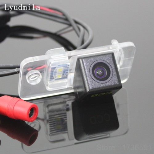 For Audi A4 S4 RS4 2001~2008 / Car Parking Camera / Rear View Camera / HD CCD Night Vision / Back up Reverse Camera