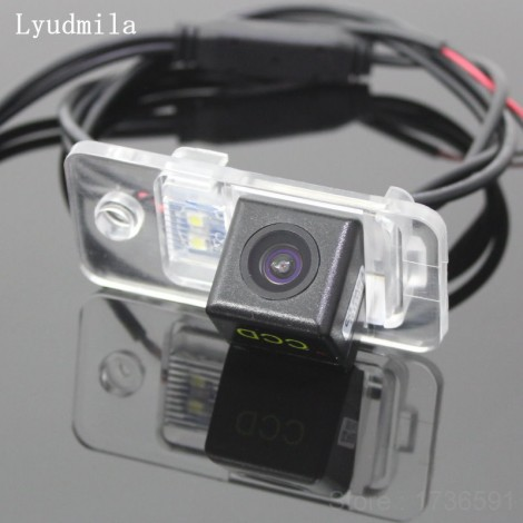 For Audi A6 S6 RS6 C6 4F Q7 SQ7 4L Car Parking Camera / Rear View Camera / HD CCD Night Vision / Back up Reverse Camera