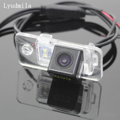 For Audi A6 S6 RS6 C6 4F Q7 SQ7 4L Car Parking Camera / Rear View Camera / HD CCD Night Vision / Back up Reverse Camera
