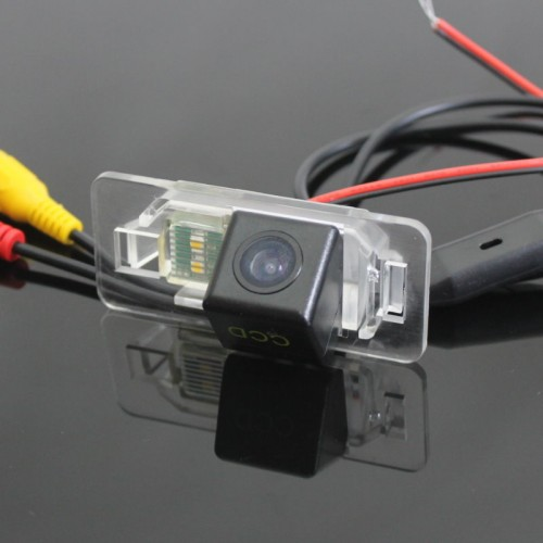 For Audi A5 / S5 / Q5 / RS5 2012~2015 / Car Back up Parking Camera / Rear View Camera / HD CCD + Water-proof + Wide Angle