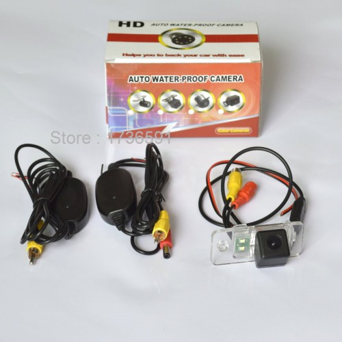 Wireless Camera For Audi A3 / S3 2004~2009 Car Rear view Camera / Back up Reverse Parking Camera / HD CCD Night Vision