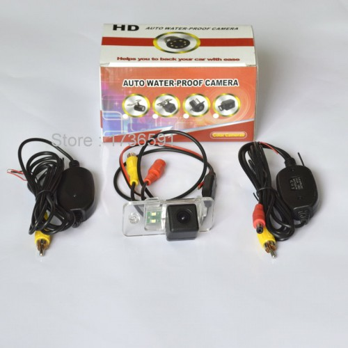 Wireless Camera For Audi A8 / S8 2003~2007 Car Rear view Camera / Back up Reverse Parking Camera / HD CCD Night Vision