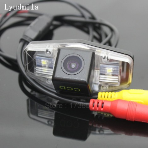 For Acura CSX / RDX / ILX / ZDX / Car Back up Parking Camera / Rear View Camera / HD CCD Night Vision + Wide Angle