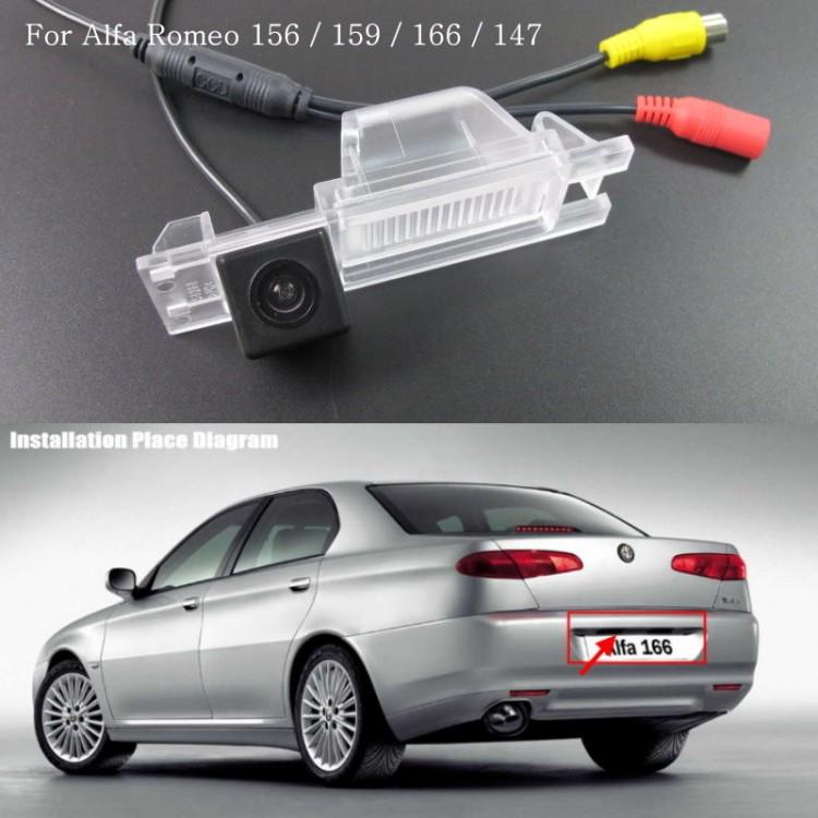 For Alfa Romeo 166 Car Reverse Parking Camera Rear View Camera