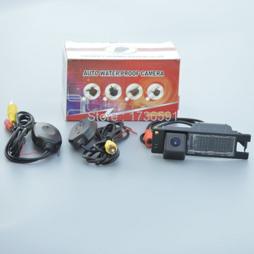 Wireless Camera For Alfa Romeo Giulietta 940 2010~2015 / Car Rear view Camera / HD Back up Reverse Camera / CCD Night Vision