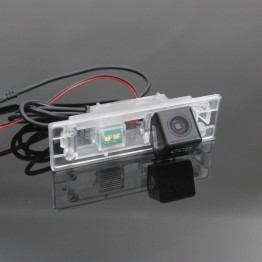 FOR BMW 6 F12 F13 F06 2011~2015 / Car Rear View Camera / Reversing Park Camera / HD CCD Night Vision + Water-proof + Wide Angle