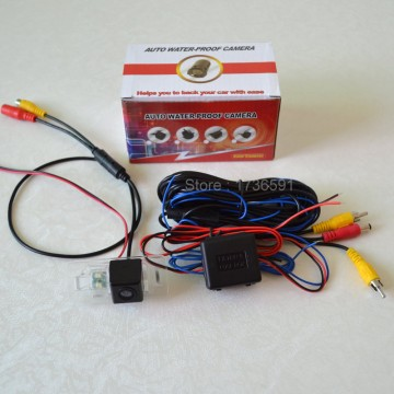 Power Relay Filter / For Mini cooper R50 R52 R53 Rear View Camera / Back up Parking Reverse Camera HD CCD NIGHT VISION