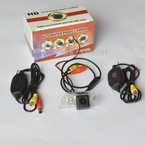 Wireless Camera For BMW 3 E46 E90 E91 / Car Rear view Camera / Reverse Camera / HD Night Vision / Easy Installation
