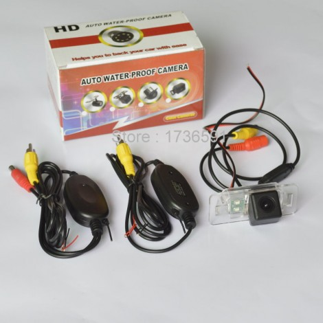 Wireless Camera For Mini cooper R50 R52 R53 / Car Rear view Camera / Reverse Camera / HD Night Vision / Easy Installation