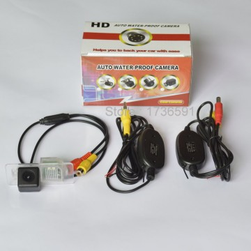 Wireless Camera For BMW 530i 2012 2013 / Car Rear view Camera / Reverse Camera / HD CCD Night Vision / Easy Installation
