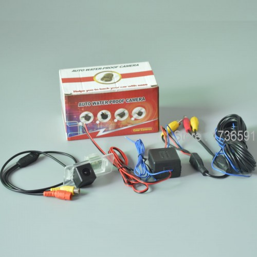 Power Relay Filter / For BMW X6 2010 2011 2012 2013 / Car Rear View Camera / Reverse Camera /  HD CCD NIGHT VISION