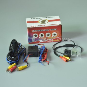 Power Relay Filter / For BMW 2 F22 F45 2014 2015 / Car Rear View Camera / Parking Reverse Camera /  HD CCD NIGHT VISION