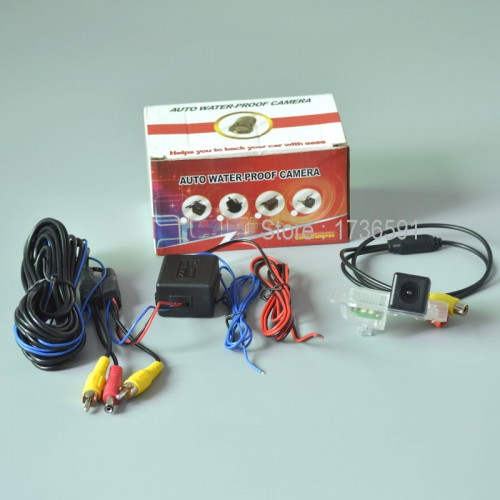 Power Relay Filter / For BMW 520li / 535li 2012 2013 2014 / Car Rear View Camera / Reverse Camera /  HD CCD NIGHT VISION