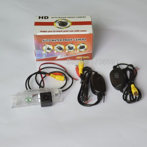 Wireless Camera For Mini Hatch / Hardtop / Roadster Car Rear view Camera / Back up Reverse Parking Camera / HD CCD Night Vision