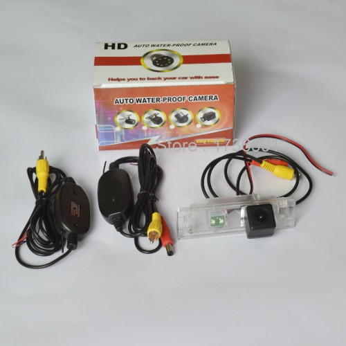 Wireless Camera For Mini Clubman / Convertible / Countryman / Car Rear view Camera / HD Back up Reverse Parking Camera
