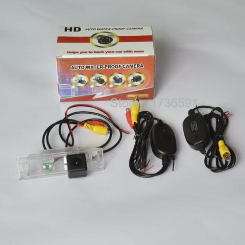 Wireless Camera For BMW 6 M6 E63 E63N E64 E64N / Car Rear view Camera / Back up Reverse Parking Camera / HD CCD Night Vision