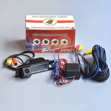Power Relay For Buick Regal 2009~2014 / HD CCD Back up Parking Camera / Car Rear View Camera / Reverse Camera