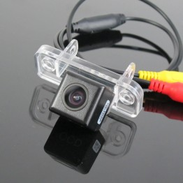 For Mercedes Benz C320 C350 C32 C55 AMG / HD CCD Night Vision + High Quality / Car Parking Camera / Rear View Camera