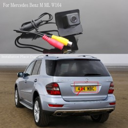 For Mercedes Benz M ML W164 / Back up Reversing Camera / Car Reverse Parking Rear View Camera / HD CCD Night Vision