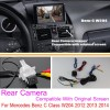 For Mercedes Benz C Class W204 2012 2013 2014 / RCA & Original Screen Compatible / Car Rear View Back Up Reverse Cameracloud-zoom-gallery