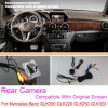 For Mercedes Benz GLK200 GLK220 GLK250 GLK320 / RCA & Original Screen Compatible / Car Rear View Camera / Back Up Reverse Cameracloud-zoom-gallery