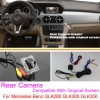 For Mercedes Benz GLK280 GLK300 GLK350 / RCA & Original Screen Compatible / Car Rear View Camera Sets / Back Up Reverse Cameracloud-zoom-gallery