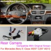 For Mercedes Benz E Class W207 C207 / RCA & Original Screen Compatible Car Rear View Camera Sets Back Up Reverse Cameracloud-zoom-gallery