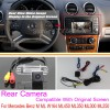 For Mercedes Benz M ML W164 ML450 ML350 ML300 ML250 RCA & Original Screen Compatible / Rear View Back Up Reverse Camera