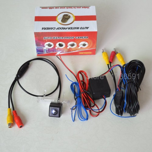 Power Relay Filter For Mercedes Benz CLS Class W219 2004~2011 / Car Rear View Camera / Reverse Camera / HD CCD NIGHT VISION