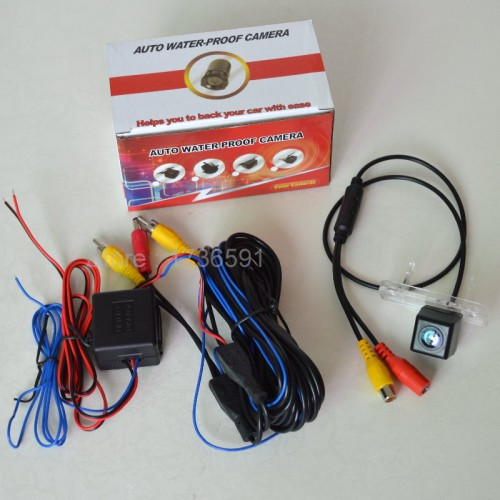 Power Relay Filter For Mercedes Benz CLS 300 350 500 550 63 AMG / Car Rear View Camera / Reverse Camera / HD CCD NIGHT VISION
