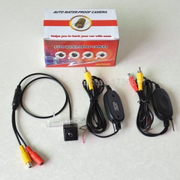 Wireless Camera For Mercedes Benz C320 C350 C32 C55 AMG 2001~2007 / Car Rear view Camera / Reverse Camera / Easy Installation