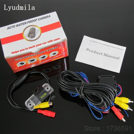 Power Relay For Mercedes Benz SLK R171 2004~2011 / Car Rear View Camera / Back up Reverse Camera / HD CCD NIGHT VISION