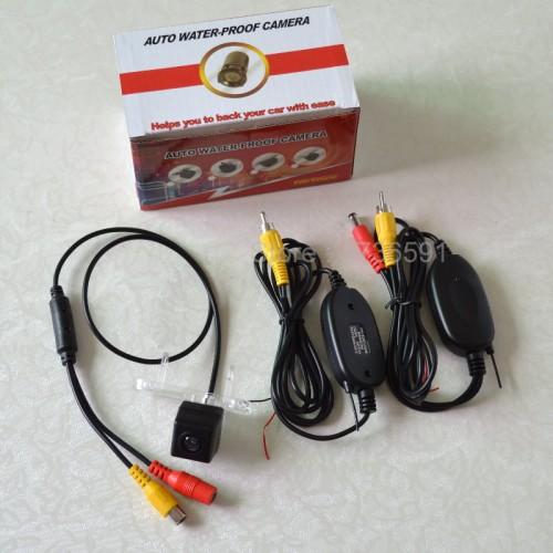 Wireless Camera For Mercedes Benz E200 E220 E240 E280 E300 E320 / Car Rear view Camera / Reverse Camera / Easy Installation