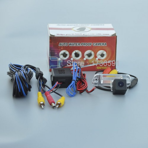 Power Relay Filter For Mercedes Benz CL Class W216 2007~2014 / Car Rear View Camera / HD Back up Reverse Camera