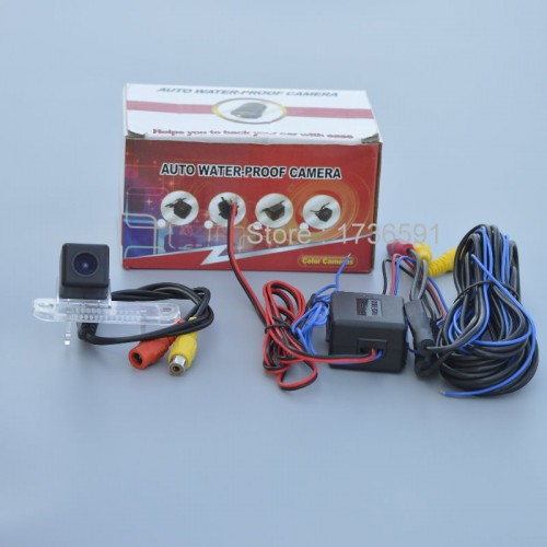 Power Relay Filter For Mercedes Benz CL500 CL600 CL55 CL63 CL65 / Car Rear View Camera / HD Back up Reverse Camera