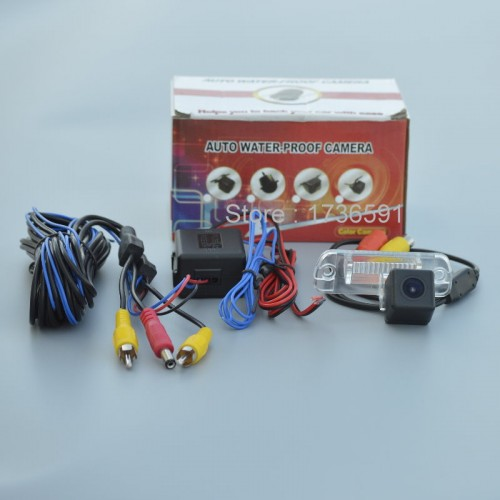 Power Relay Filter For Mercedes Benz CL Class W215 1999~2006 / Car Rear View Camera / HD Back up Reverse Camera