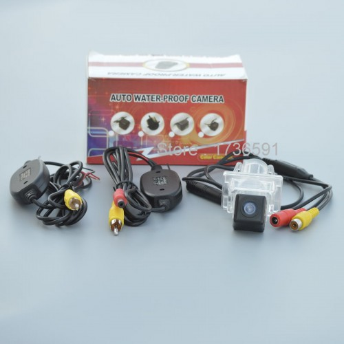 Wireless Camera For Mercedes Benz E Class W212 W207 C207 / Car Rear view Camera / Reverse Camera / HD CCD Night Vision