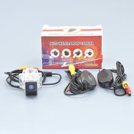 Wireless Camera For Mercedes Benz C180 C200 C280 C300 C350 C63 AMG Car Rear view Camera / Reverse Camera / HD CCD Night Vision