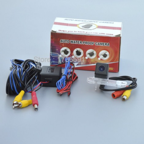 For Mercedes Benz R300 R350 R280 R500 R63 AMG 2006~2013 / Car Rear View Camera + Power Relay / HD Back up Reverse Camera