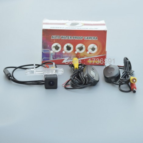 Wireless Camera For Mercedes Benz CLS Class W218 / Car Rear view Camera / Reverse Camera / HD CCD Night Vision