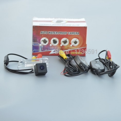 Wireless Camera For Mercedes Benz R W251 2014 2015 / Car Rear view Camera / Reverse Camera / HD CCD Night Vision