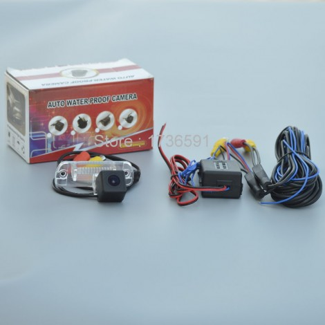 Power Relay Filter For Mercedes Benz CLS Class W218 / Car Rear View Camera / HD Back up Reverse Camera