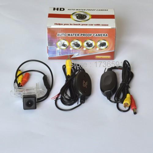 Wireless Camera For Mercedes Benz B150 B160 B170 B180 B200 Rear view Camera Back up Reverse Parking Camera / HD CCD Night Vision