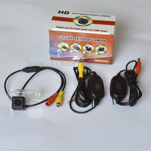 Wireless Camera For Mercedes Benz B Class W246 2012~2015 Rear view Back up Reverse Parking Camera / HD CCD Night Vision