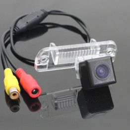 Wireless Camera For Mercedes Benz ML M Class MB W166 Rear view Camera Back up Reverse Parking Camera / HD CCD Night Vision