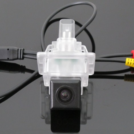 Wireless Camera For Mercedes Benz E Class W212 C207 W213 Rear view Back up Reverse Parking Camera / HD CCD Night Vision
